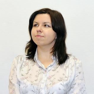 Екатерина Свищёва
